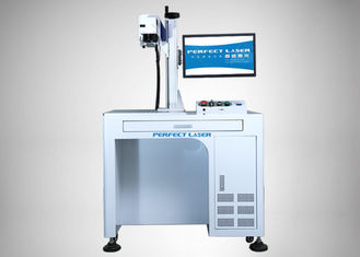 Air Cooling 3D Laser Marking Machine 10w - 50w For Metals / Nonmetals