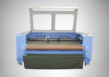 China 150W Co2-de Machine van de Lasergravure voor Autocar Dekking 1600mm van Seat * 1000mm leverancier