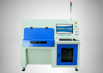 1064nm Wavelength Laser Scribing Machine For Solor Cell Polycrystalline Silicon