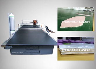 Sensitive Cloth CO2 Laser Cutting Machine With Powerful Integration Software