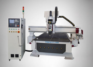 9kw Automatic Cnc Wood Carving Router Machine High Accuracy 15000mm/ Min Speed